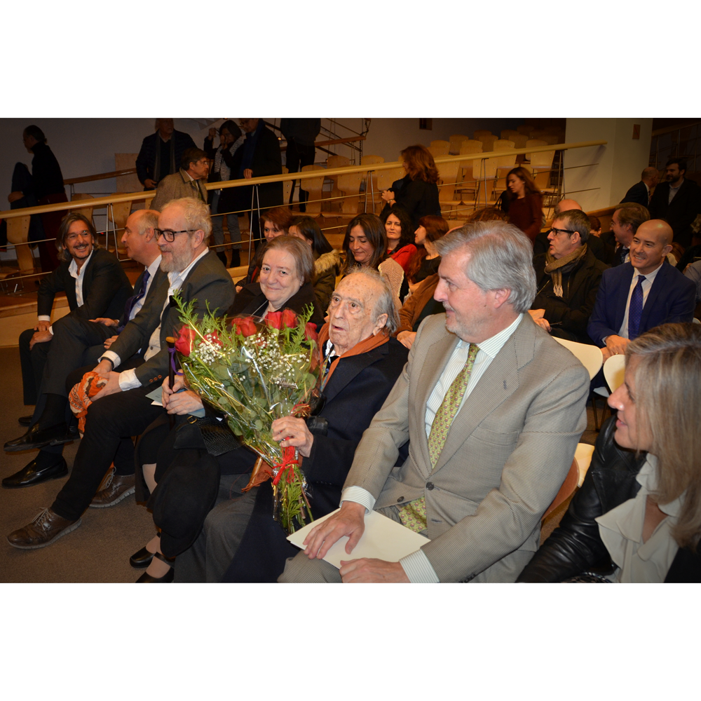 90 cumpleaños Rafael Sánchez Ferlosio