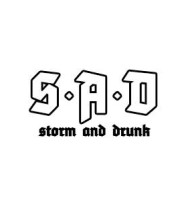 S.A.D – Storm and Drunk