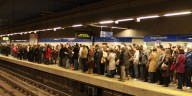 El metro después de un partido del Madrid. ¿Terreno propicio?